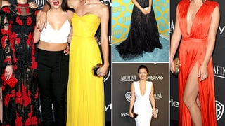 Golden Globes 2015 Afterparties: Hottest Fashion on the Stars
