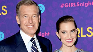 Brian Williams Watched Daughter Allison Williams in Raunchy Girls Sex Scene: Gross Details