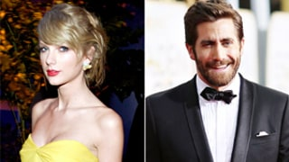 Taylor Swift Runs Into Ex Jake Gyllenhaal at Golden Globes 2015 Afterparty