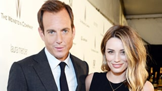 Will Arnett, Girlfriend Arielle Vandenberg Make Red Carpet Debut at 2015 Golden Globes Party After Ex-Wife Amy Poehler Hosts: Photo