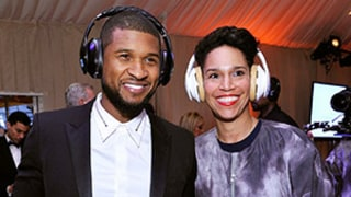 Usher Engaged to Longtime Girlfriend and Business Partner Grace Miguel -- See Her Giant Ring!