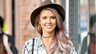 Audrina Patridge Dyes Her Hair Shades of Gray and