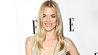 Jaime King Looks Super Slim in Nude Dress on the Red Carpet, Dishes on Dance Parties With Taylor Swift