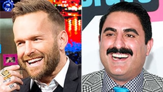 Biggest Loser's Bob Harper, Shahs of Sunset's Reza Farahan Had a