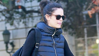 Rachel Bilson Covers Up Slim Figure, Steps Out Two Months After Giving Birth: Photo