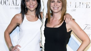 Bethenny Frankel and Jill Zarin
