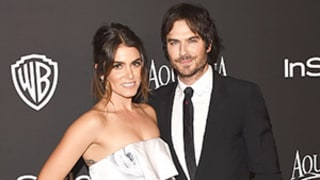 Nikki Reed, Ian Somerhalder Engaged After Six Months of Dating