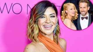 Jessica Szohr Says Gossip Girl Costar Blake Lively, Ryan Reynolds' Baby Is