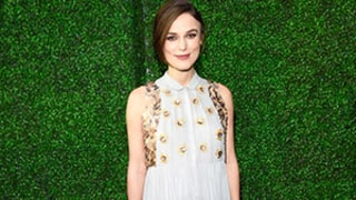 Keira Knightley Stuns in Gorgeous Critics' Choice Awards 2015 Dress: See Her Baby Bump