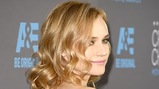 Diane Kruger Debuts Strawberry Blonde Hair Color at the 2015 Critics' Choice Awards: See the Red Carpet Photos!