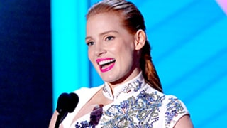 Jessica Chastain Pleads for Diversity at Critics' Choice Awards Amid All-White Oscars Backlash