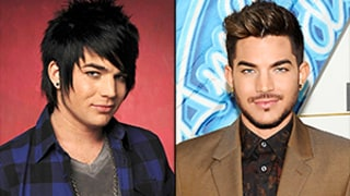 Adam Lambert Recreates His American Idol Audition Five Years Later for Jennifer Lopez, Harry Connick Jr.: Videos