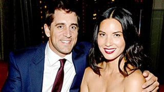 Olivia Munn Supports Boyfriend Aaron Rodgers at Every Green Bay Packers Home Game