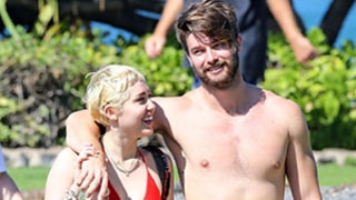 Miley Cyrus, Patrick Schwarzenegger Heat Things Up in Hawaii, Show Off Their Beach Bodies -- See the PDA Pics Here