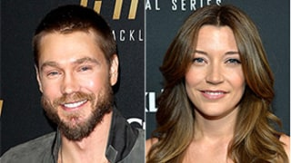 Chad Michael Murray Marries Sarah Roemer, Expecting First Child With Chosen Costar