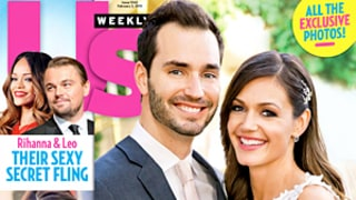 Desiree Hartsock Marries Chris Siegfried: See the Bachelorette's First Wedding Photo!