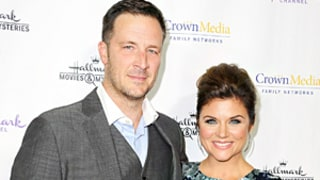 Pregnant Tiffani Thiessen Expecting Baby Boy With Husband Brady Smith