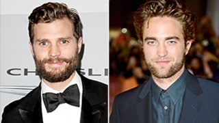 Jamie Dornan and Robert Pattinson Are Friends,