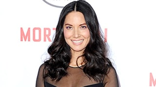 Olivia Munn Goes Sexy Bombshell in a Sheer Dress, Bedhead Curls: See the Red Carpet Photos!