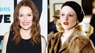 Julianne Moore: Madonna Was