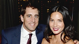 Olivia Munn Had Never Heard of Her NFL Star Boyfriend Aaron Rodgers When They Met