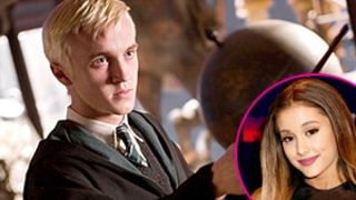 Tom Felton Sorts Kim Kardashian, Kanye West Into Harry Potter Houses; Ariana Grande Says She's Slytherin