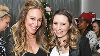 Haylie Duff and 7th Heaven Costar Beverley Mitchell, Both Pregnant, Bond in Sweet Photo