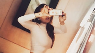Lindsay Lohan Jokes About Untreatable Virus, Wears Thong Underwear: Instagram Photo
