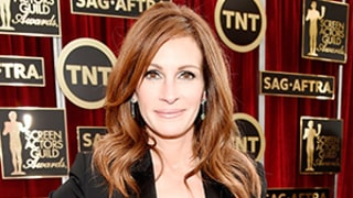Julia Roberts Debuts Red Hair, Just Like She Had in Pretty Woman, at the 2015 SAG Awards: See the Photos!