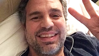 Mark Ruffalo Misses the 2015 SAG Awards, Tweets From Bed After Winning: Picture