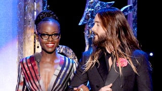 Jared Leto, Lupita Nyong'o Present Together at 2015 SAGs, Internet Swoons