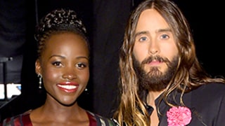 Lupita Nyong'o Single Again, Flirty With Jared Leto at SAG Awards 2015 Afterparty: Details