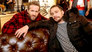 Ryan Reynolds and James Franco