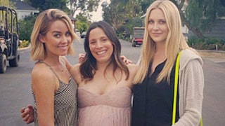 Lauren Conrad Reunites With Hills Pal Stephanie Pratt: See Them Now!
