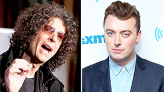 Howard Stern Calls Sam Smith a