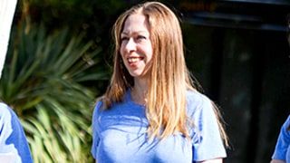 Chelsea Clinton Looks Amazing, Wears Skinny Jeans and Cowboy Boots Post-Baby: Photo