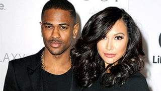 Big Sean Denies Stealing Ex-Fiancee Naya Rivera's Rolex, Says He