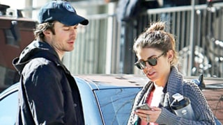 Nikki Reed Flashes Engagement Ring for First Time During Outing With Fiance Ian Somerhalder: Photos!