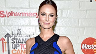 Stacy Keibler's Post-Baby Body Is Unreal: See Photos of Her Toned Tummy Just 5 Months After Giving Birth