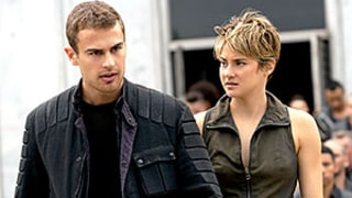 Insurgent Trailer: Shailene Woodley Falls Off Skyscraper in Nightmare-Like New Divergent Sequel