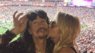 Britney Spears, Steven Tyler Reunite at Super Bowl 14 Years After They Performed the Halftime Show!