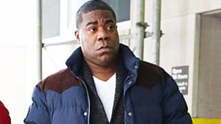 Tracy Morgan Walks With a Cane While Recovering From Severe Car Crash: Pic