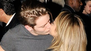 Sarah Hyland Makes Out With New Boyfriend, Vampire Academy Costar Dominic Sherwood: Photos