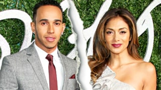 Nicole Scherzinger, Lewis Hamilton Split After Engagement Rumors, Breakups