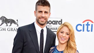 Shakira Shares Photo of Newborn Son Sasha's Large Foot, Says He Has Same Feet as