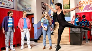 Saved by the Bell Cast Reunite for Jimmy Fallon Sketch at Bayside High: It's Amazing!
