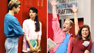 Saved by the Bell Reunion: See Then-and-Now Photos!