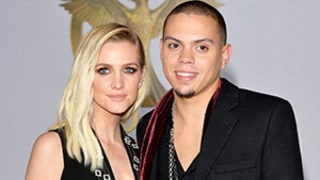 Ashlee Simpson Pregnant With a Baby Girl, Expecting First Child With Evan Ross