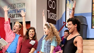Mario Lopez Talks Saved by the Bell Reunion,