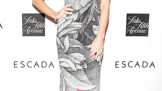 Minnie Driver: Escada Meets Thilo Westermann Collection Launch